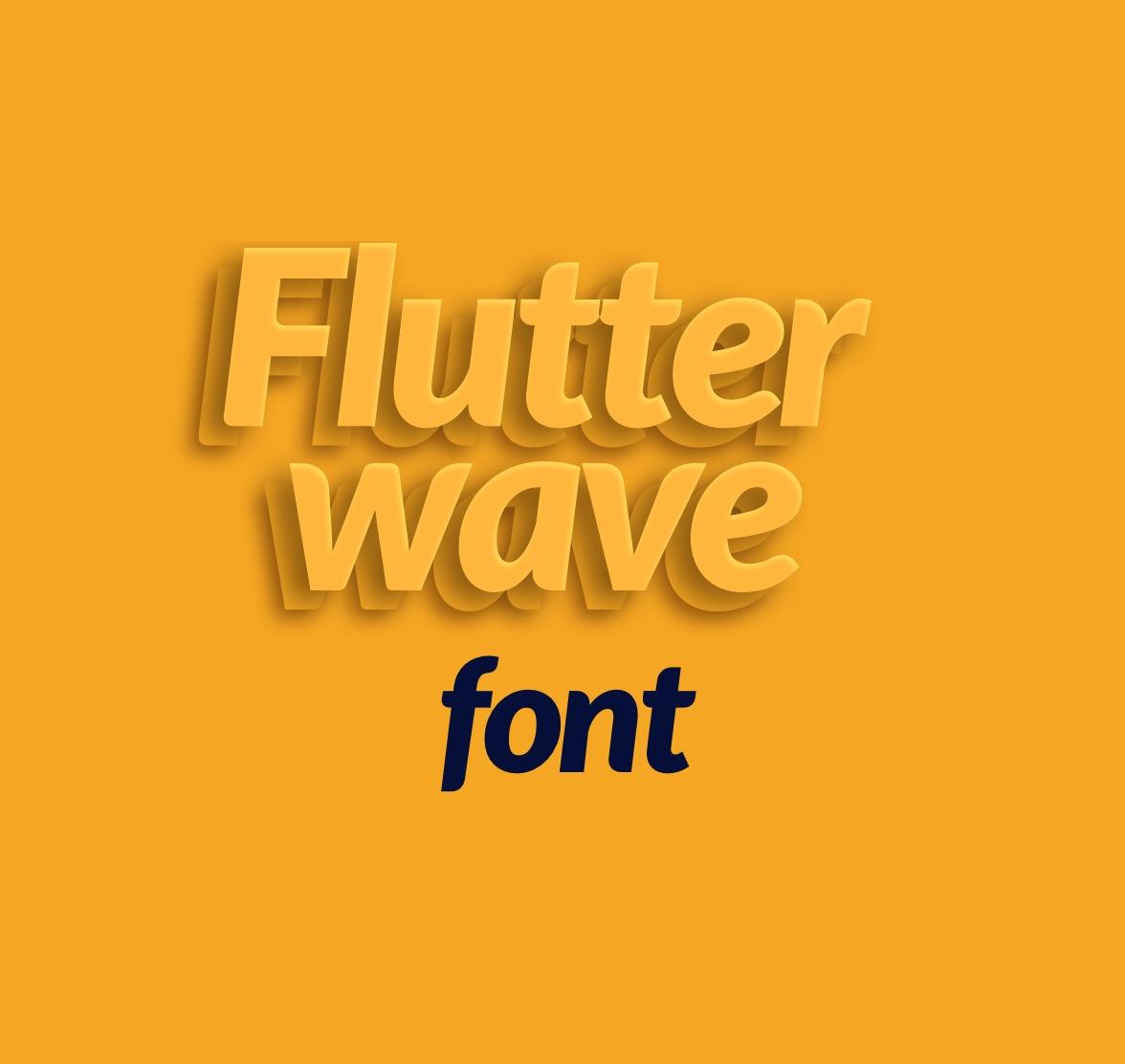 FLW-Font